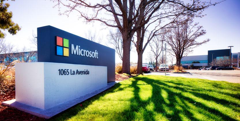 Microsoft Silicon Valley