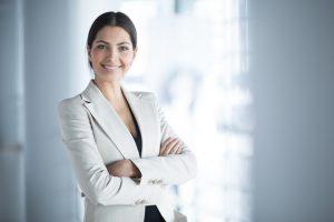 Female Business Leader