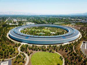 The Apple Headquarters