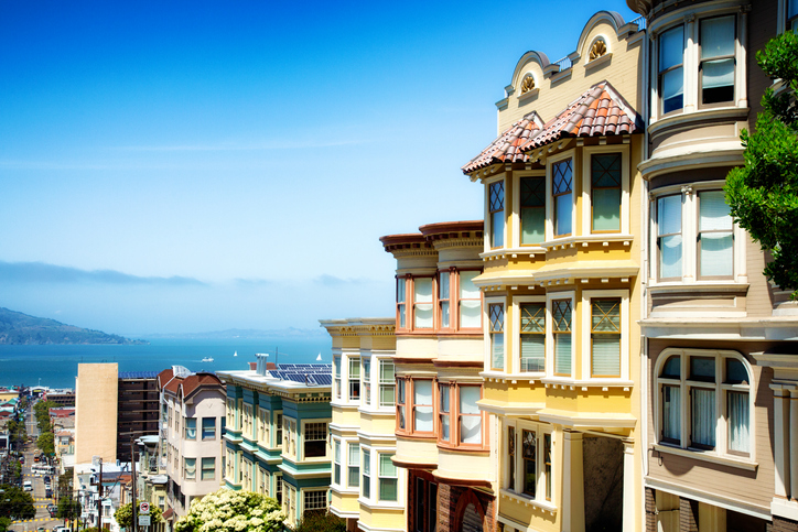 multi family houses in Bay Area