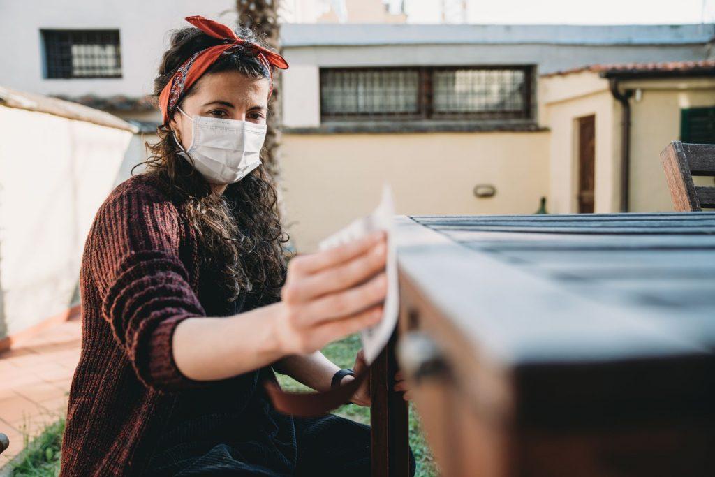 Home maintenance tips during quarantine